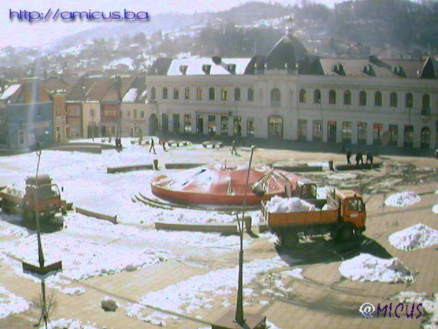 Trg slobode Tuzla