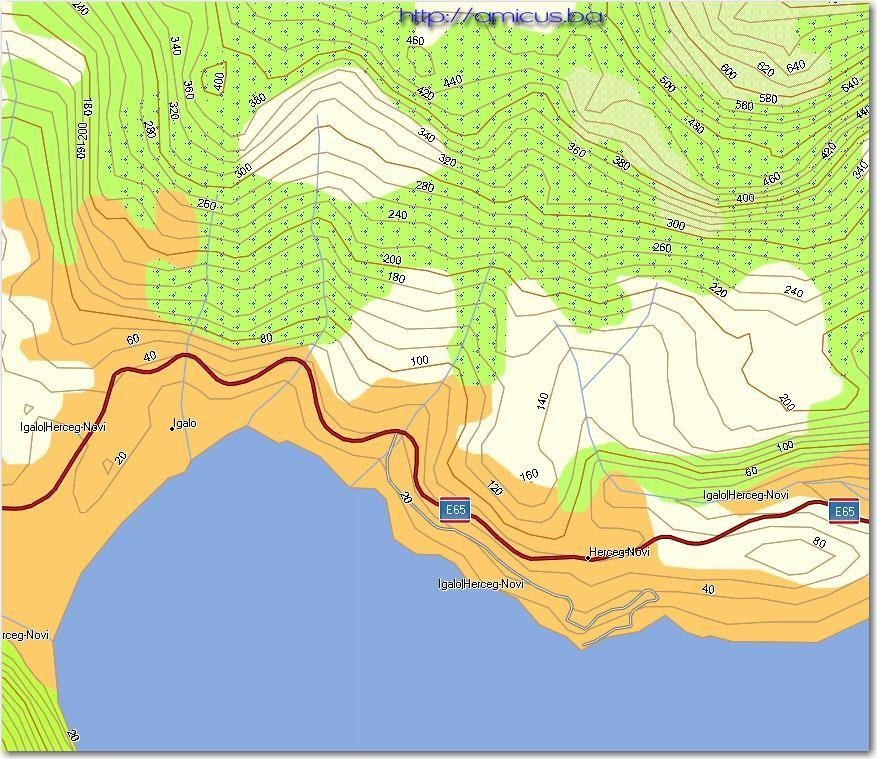 Amicus ::: - Besplatne GARMIN topografske karte