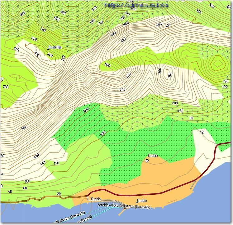 Amicus Besplatne Garmin Topografske Karte